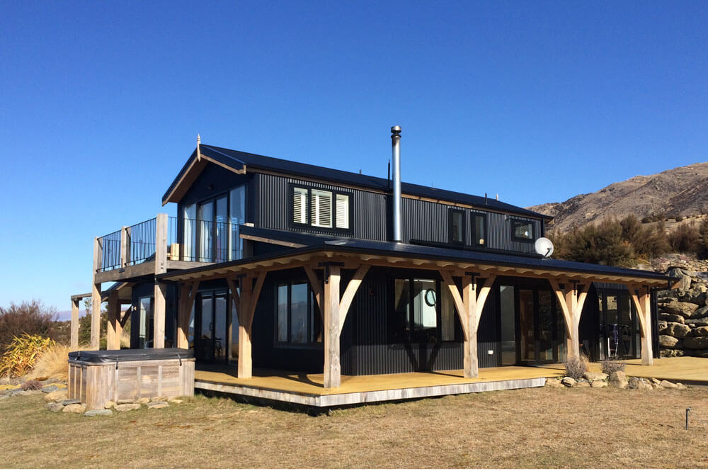 Need a cost effective home building solution sheds nz for Cost effective home building