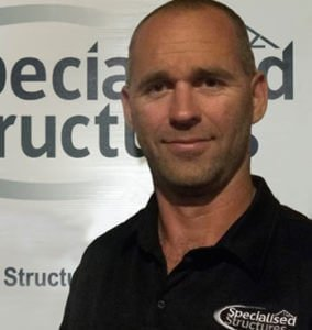 Mark Farrant Specialised Structures South Canterbury