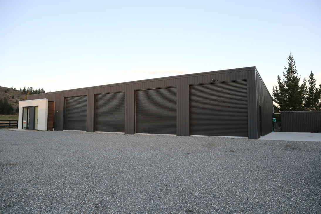 Ddc Office Sheds Nz Shed Builders New Zealand