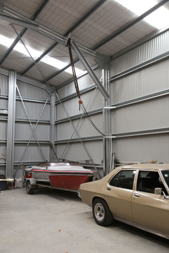 Construction Company Sheds Nz Shed Builders New Zealand