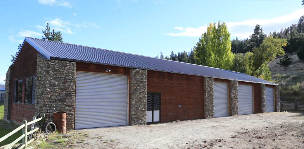 Custom Shed And Stables Sheds Nz Shed Builders New Zealand
